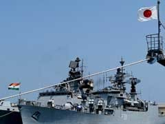 Malabar Naval Exercise By India, US, Japan Aimed At Chinese Submarines: Report