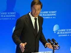 Dutch PM Asks Russiato Cooperate in MH17 Criminal Investigation
