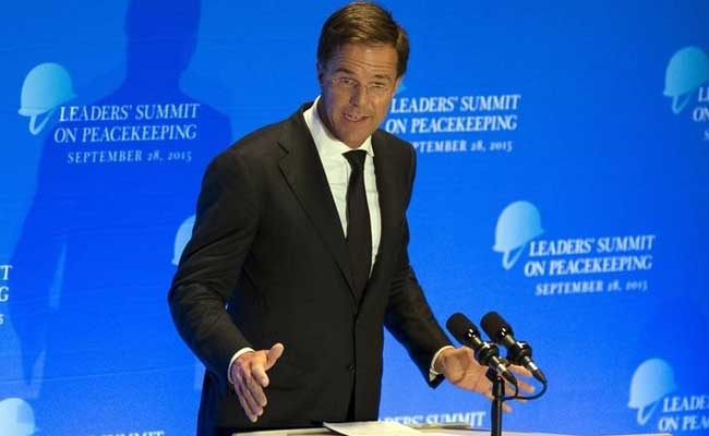 Dutch Prime Minister Wants To De-Escalate Diplomatic Row With Turkey