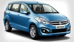 Next-Gen Maruti Suzuki Ertiga Spotted Testing In India