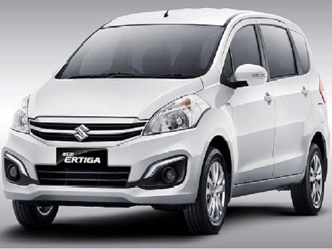Maruti Suzuki Supplies 94 Units of the Ertiga to the ...