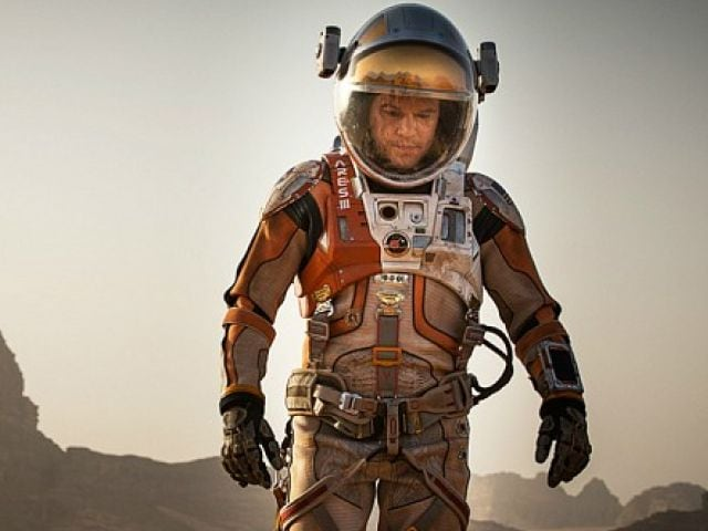 The Martian Blasts Off With $55 Million Debut at US Box Office