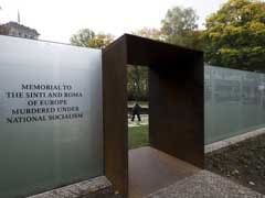 Berlin Memorial for Roma Victims of Nazis Defaced