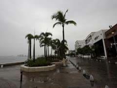 Massive Hurricane Patricia Hits Mexico's Pacific Coast, Spares Major Damage