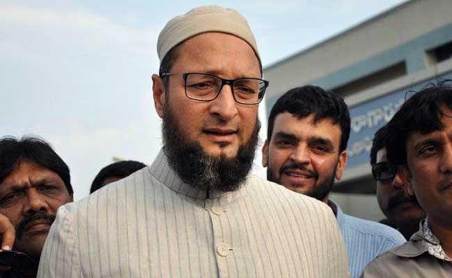 Bring Law To Punish Anyone Calling Indian Muslim 'Pakistani': Asaduddin Owaisi