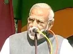 PM Modi Slams Anti-BJP Alliance in Bihar, Says 'All Levels of Decency Crossed': Highlights