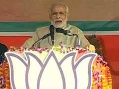 वे 'थ्री पार्टनर' हैं तो 'थ्री इडियट्स' का गाना क्यों गा रहे हैं : नीतीश पर पीएम मोदी