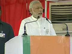 PM Alleges 'Conspiracy of Sin' in Bihar, Vows to Protect Quota