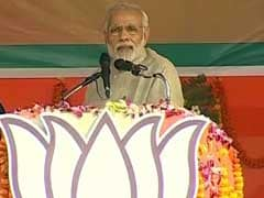 Reservation Will Not be Diluted: PM Modi at Rally in Bihar's Nalanda
