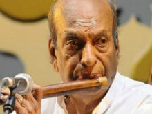 Carnatic Flutist N Ramani Dies at 82