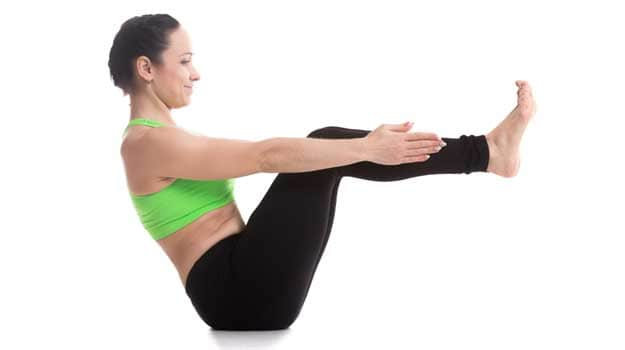Yoga Asanas It Tightens The Abdominal Muscles And Strengthens Shoulders Upper Back