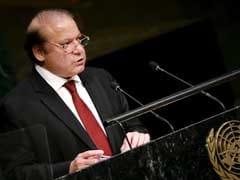 Nawaz Sharif Says Pakistan, India Should 'Live Like Good Neighbours'