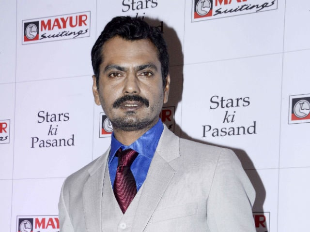 Nawazuddin Siddiqui: Very Happy With Court's Selection For the Oscars