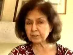 My Protest Against Intolerance Continues, Says Writer Nayantara Sahgal