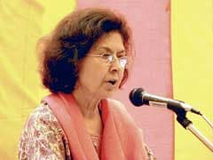 'Secularism Under Threat Like Never Before,' Writer Nayantara Sahgal Says