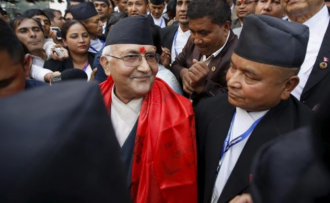 Nepal's Prime Minister KP Oli Expands Cabinet, Inducts 9 New Ministers