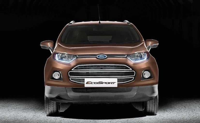 New Ford EcoSport & New Ford EcoSport Launched; Priced at Rs. 6.79 Lakh - NDTV CarAndBike markmcfarlin.com