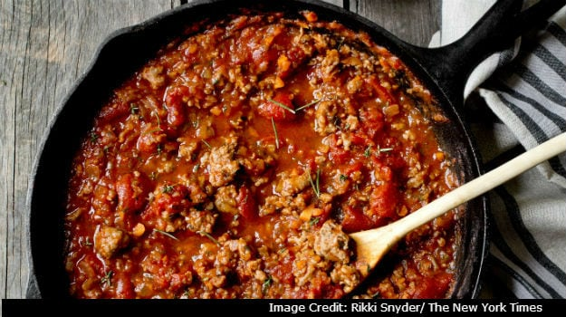 How to Make a Perfect Ragu - the Popular Italian Meat Sauce