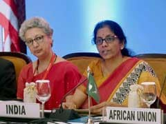 India Sees Africa as Natural Ally, Says Union Minister Nirmala Sitharaman
