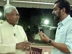 'PM's Office Stands Lowered by 3 Idiots Comment,' Says Nitish Kumar To NDTV