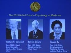 चिकित्सा के नोबेल से नवाजे गए चीनी, जापानी और आयरलैंड के वैज्ञानिक