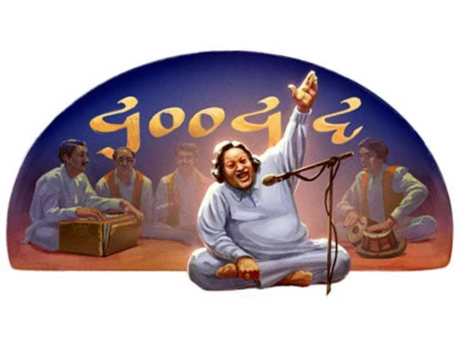 Five supehit bollywood songs of Nusrat Fateh Ali Khan