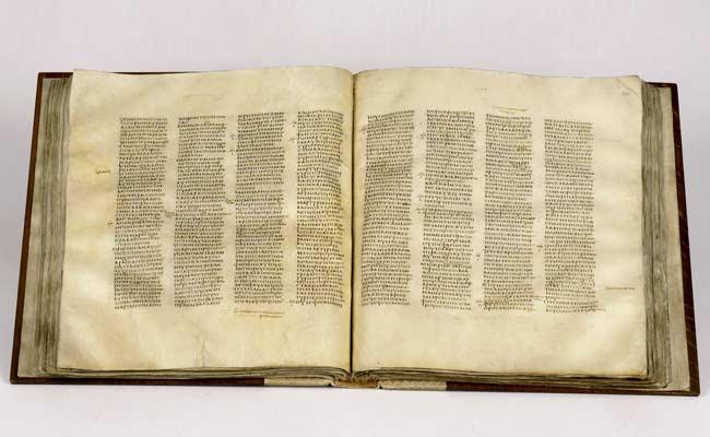 बाइबिल रचना-तिथि को लेकर शोधकर्ताओं में बहस, ज्ञात तिथि से पहले ही हुई थी इस धर्मग्रंथ की रचना
