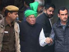 "Jailed Om Prakash Chautala Expels Older Son For ""Anti-Party Activities"""