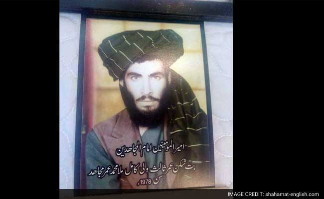 Afghan Taliban Releases Rare New Picture of Founder Mullah Omar