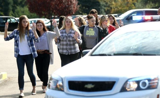 Oregon Shooter Identified as Chris Harper Mercer: US Media