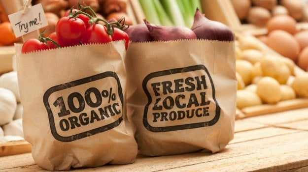 Organic Food Market Growing at 25-30%, Says Government