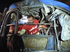 At Least 11 Killed, 23 Injured After Explosion in Pakistan Bus
