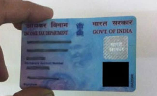 Government Extends Aadhaar-Pan Linking Deadline To December 31