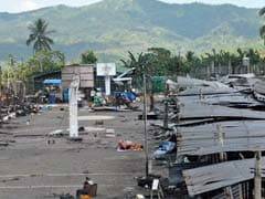 Fire Sweeps Through Philippine Prison Killing 10 Inmates