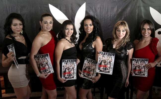 No More Nudes in Playboy Magazine, Centerfold's Future at Risk: Report