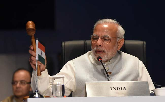 PM Narendra Modi Holds 10 Bilateral Meetings With African Leaders