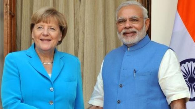 Chef Kunal Kapur Prepares a Special Meal for PM Modi and Chancellor Merkel