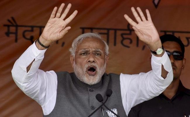 People in Bihar See NDA as Ray of Hope: PM Narendra Modi