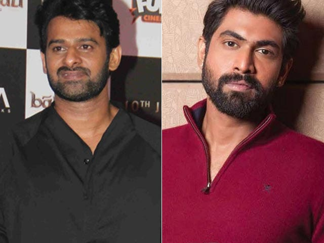 Prabhas Rings In Birthday With Rana Daggubati, Tamannaah Bhatia