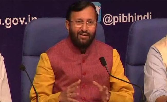 Freedom of Expression in Root of Democracy: BJP's Prakash Javadekar