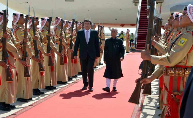 India, Jordan Agree to Enhance Cooperation Against Terrorism