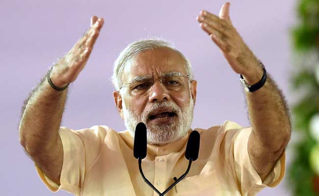 'Economist PM', 'Know-It-All' Finance Minister Ruined Economy: PM Modi