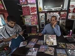 Palestinians Set Their Rage to Violent Beat