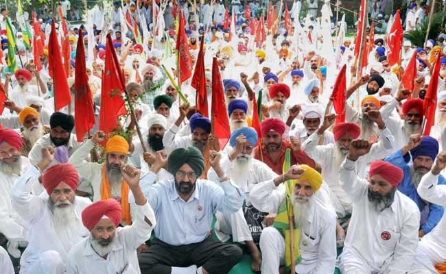 Farmers' Protest in Punjab Derails Train Traffic