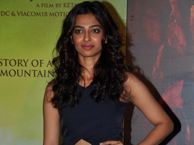 Radhika Apte 'Excited' About Psychological Thriller Phobia