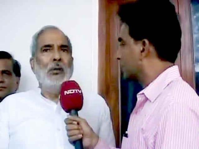 आरजेडी नेता रघुवंश प्रसाद ने कहा - नीतीश 'स्टीयरिंग' पर हैं, महागठबंधन बचाना उनकी जिम्मेदारी