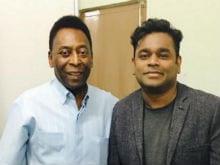 A R Rahman: I Feel Honoured to Compose Music For Pele Biopic