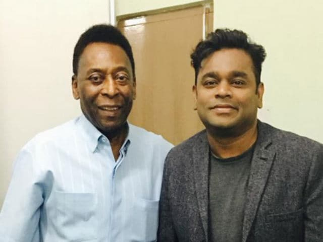 A R Rahman: I Feel Honoured to Compose Music For Pele Biopic