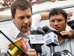 What Do You Mean Photo-Op, People are Dying: Rahul Gandhi Hits Back