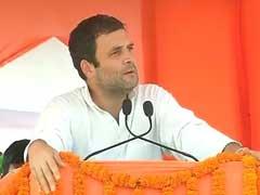 Rahul Gandhi Addresses Rally in Bihar's Sheikhpura: Highlights